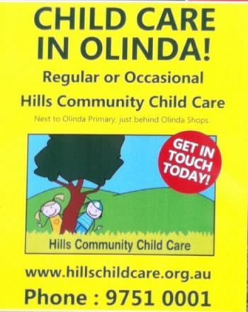 Child Care in Olinda